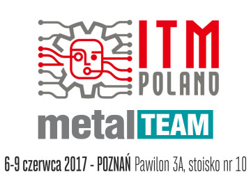 Visit us at the MACH-TOOL 2017 Fair in Poznan!
