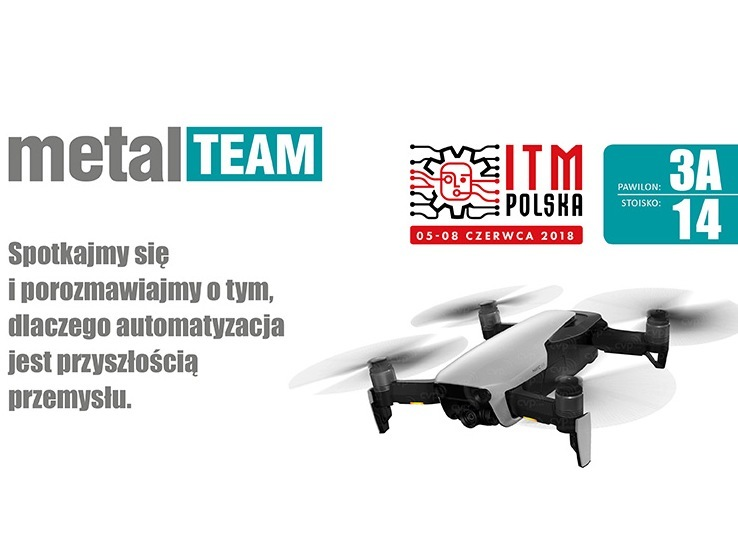 METAL TEAM NA TARGACH MACH TOOL – NAGRODA DO WYGRANIA!
