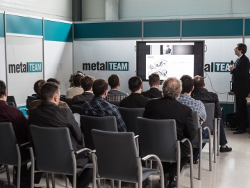 Coverage of the Mitsubishi Seminar hosted at Metal TEAM's headquarters